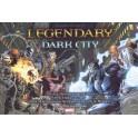 Legendary: A Marvel Deck-building game - Dark City - expansión juego de cartas