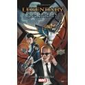 Legendary: A Marvel Deck-building game - SHIELD - expansión juego de cartas