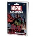 Marvel Champions: The Hood - expansión juego de cartas