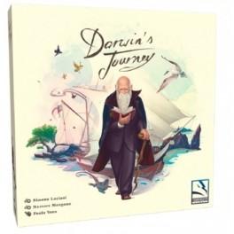 Darwins Journey (castellano) - juego de mesa