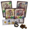 Darwins Journey: Pirates Mini Expansion - expansión juego de mesa
