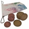 Darwins Journey: Set de Monedas de Metal - Accesorio juego de mesa