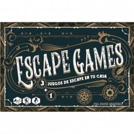 Escape Games - juego de mesa
