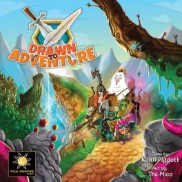 Drawn to Adventure - juego de mesa