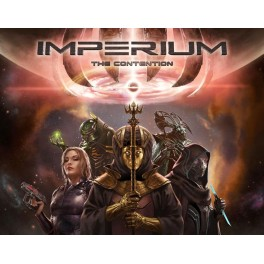 Imperium: The Contention (Deluxe Edition) - juego de cartas