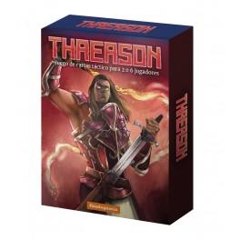 Threason - juego de cartas