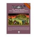 Aventuras en la Marca del Este: el Monasterio del Dragon Dormido - suplemento de rol