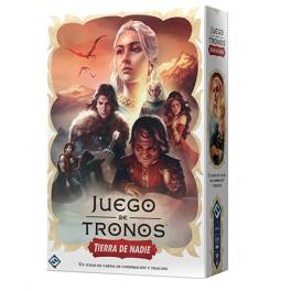 Juego de tronos: Tierra de Nadie - juego de cartas