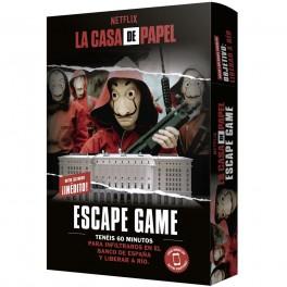 La Casa de Papel Escape Game 2 - juego de cartas