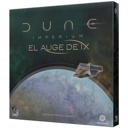Dune Imperium: el Auge de IX + CARTA PROMO - expansión juego de mesa