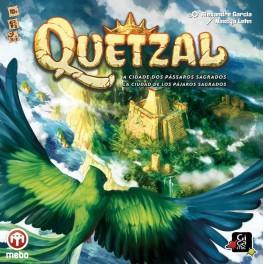 Quetzal - juego de mesa