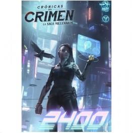 Cronicas del Crimen 2400 - juego de mesa