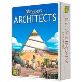 7 Wonders: Architects - juego de mesa