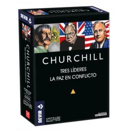 Churchill. Tres lideres, la Paz en Conflicto - juego de mesa