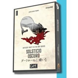 Mystery Party in the Box Series: Solsticio oscuro - juego de cartas