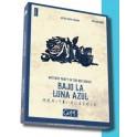 Mystery Party in the Box Series: Bajo la Luna Azul - juego de cartas