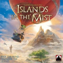 Islands in the Mist - juego de mesa