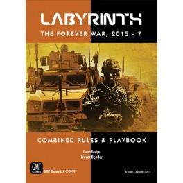Labyrinth: the Forever War 2015-? - expansión juego de mesa