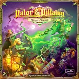 Valor and Villainy: Minions of Mordak - Edicion Retail - juego de mesa