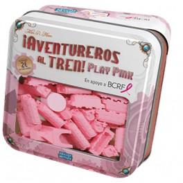 Aventureros al Tren: Play Pink - accesorios juego de mesa