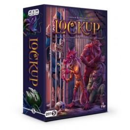 Lockup: un Relato de Roll Player - juego de mesa