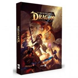 El resurgir del dragon edicion de bolsillo juego de rol