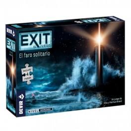 Exit Puzzle: El Faro Solitario - juego de mesa