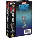 Marvel Crisis Protocol Starlord - expansión juego de mesa