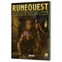 RuneQuest: Aventuras del Director de Juego - suplemento de rol