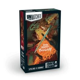 Unmatched Battle Of Legends: Caperucita VS Beowulf (castellano) - juego de mesa