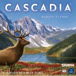 Cascadia - juego de mesa