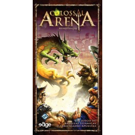 Colossal Arena - Segunda Mano