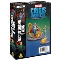 Marvel Crisis Protocol Dr Strange and Wong - expansión juego de mesa