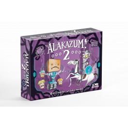 Alakazum 2 + CARTA PROMO + MINIATURA FALLERA CALAVERA - expansión juego de cartas