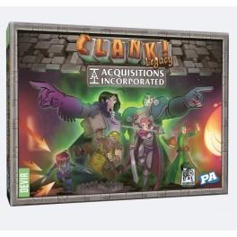 Clank: Legacy - juego de mesa