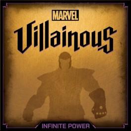Marvel Villainous (castellano) - juego de mesa