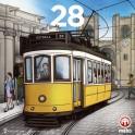 28 Electrico de Lisboa + PROMO - juego de mesa
