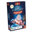 Desafios de la Naturaleza: Mitologia, Heroes y Dioses - juego de cartas para niños