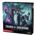 Dungeons and Dragons: Tiranos de Underdark (castellano) juego de mesa