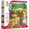 Conejos Recolectores - juego de mesa para niños