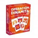 Operacion Dinamita - juego de cartas