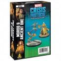 Marvel Crisis Protocol: Mordo and Ancient One - expansión juego de mesa