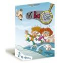 Los Buscapistas - juego de cartas para niños