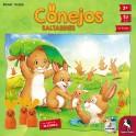 Conejos Saltarines - juego de mesa para niños
