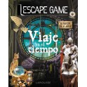 Escape Game. Viaje en el Tiempo - libro juego