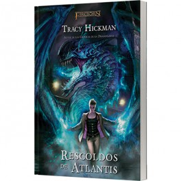 Rescoldos de Atlantis libro