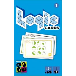 Logic Cards Azul juego de mesa