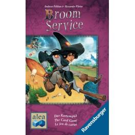 Broom service - juego de cartas