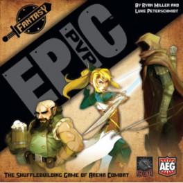 Epic PvP Fantasy juego de mesa