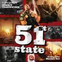 51st State: Master Set juego de mesa